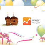 10 лет Google Analytics!